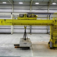 ACECO Shipping and Assembly Building Crane